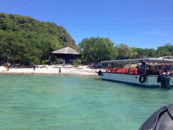 Koh Kham Underwater Park Diving Sattahip Chonburi กิจกรรม ดำน้ำ เกาะขาม, อุทยานใต้ทะเล, สัตหีบ, จ. ชลบุรี