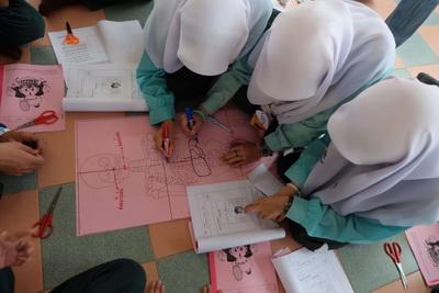Science Camp - กิจกรรม ค่ายวิทยาศาสตร์ คณิตศาสตร์ ค่ายวิทยาศาสตร์ทางทะเล, สัตหีบ, จ. ชลบุรี (อิสลามวิทยาลัย)