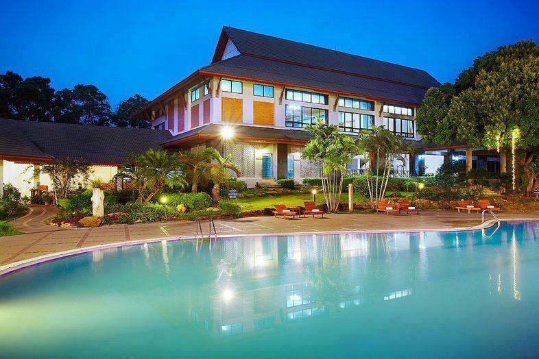 Muaklek Paradise Resort, Saraburi - มวกเหล็ก พาราไดส์ รีสอร์ท, จ. สระบุรี
